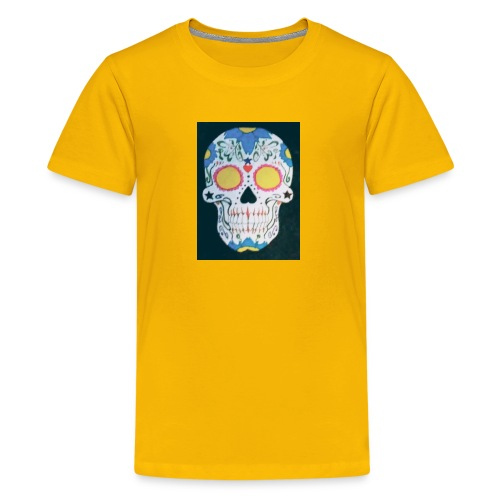 Sugar skull - Kids' Premium T-Shirt