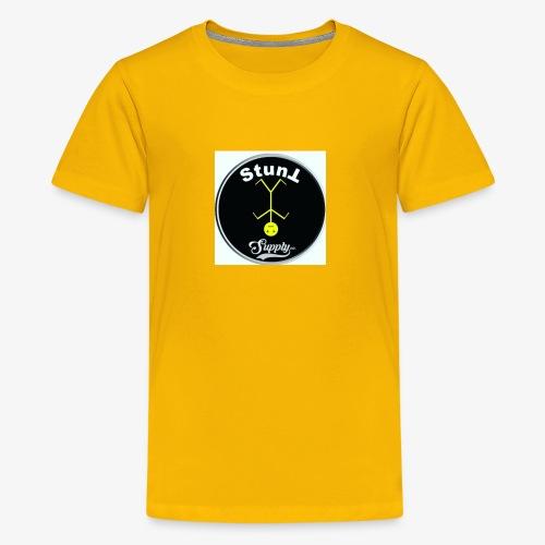 SkinnyBoyStunt - Kids' Premium T-Shirt