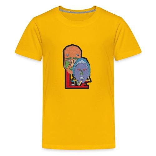 Historic Love - Kids' Premium T-Shirt