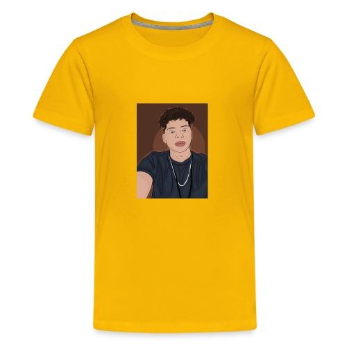 jamesspxpi brand - Kids' Premium T-Shirt