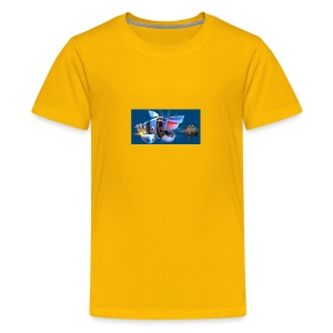 MightyJaws12 Logo - Kids' Premium T-Shirt