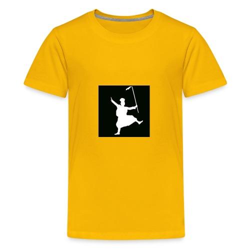 Bhangra ON! - Kids' Premium T-Shirt