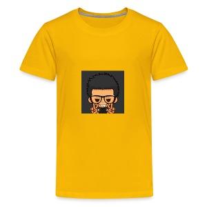Kenscomics avatar logo - Kids' Premium T-Shirt