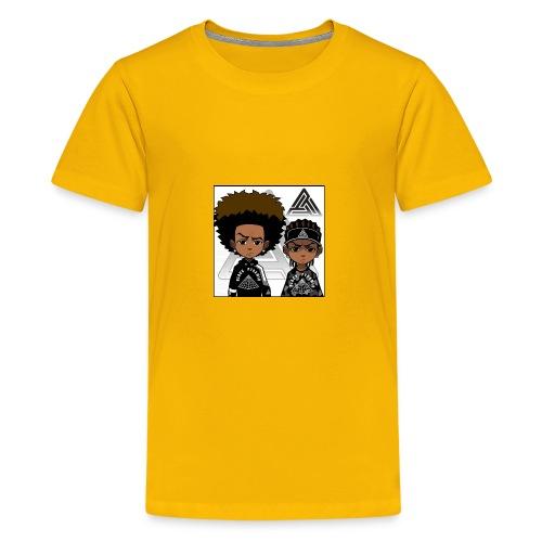 REVERSE TWINS - Kids' Premium T-Shirt