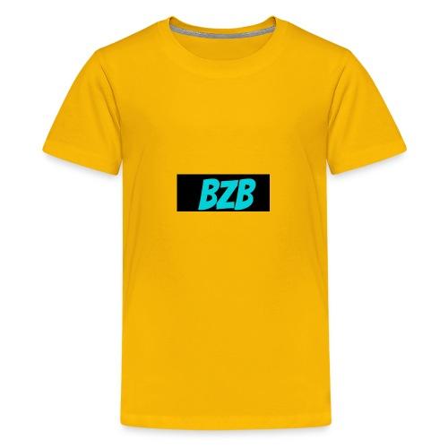bzb short for BreZeeyBre - Kids' Premium T-Shirt