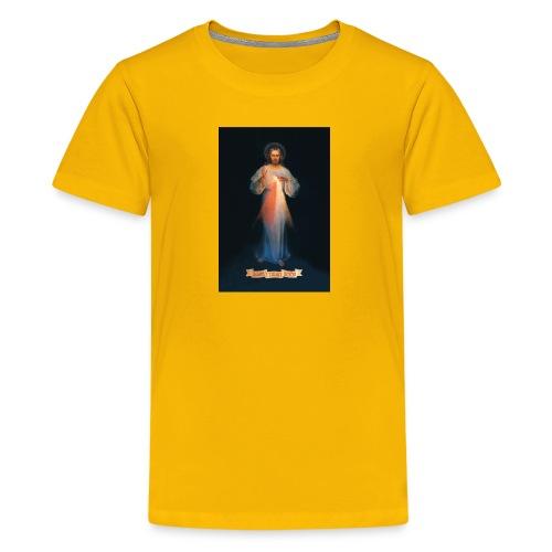 Divine Mercy - Kids' Premium T-Shirt