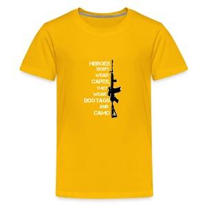 Heroes Wear - Kids' Premium T-Shirt