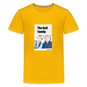 The A&D Family - Kids' Premium T-Shirt