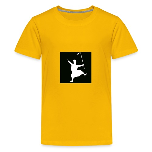 Bhangra ON! - Kids' Premium T-Shirt
