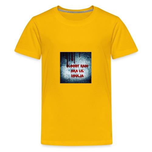 Bloody Rain aka Lil Soulja - Kids' Premium T-Shirt