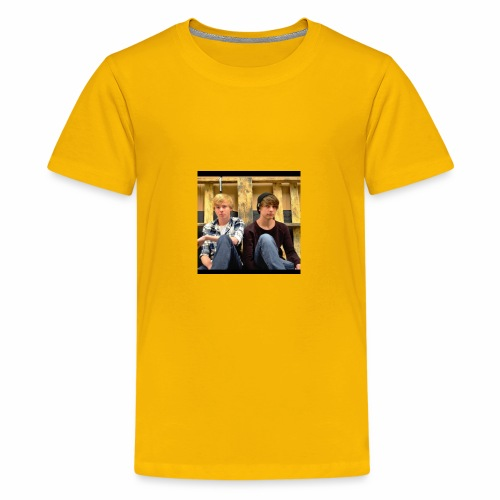 sam and colby fan - Kids' Premium T-Shirt