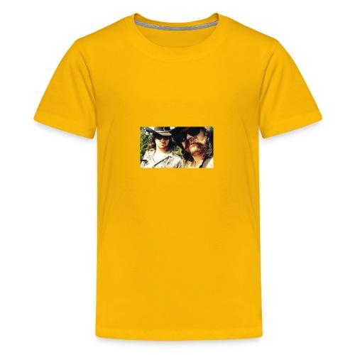 Jaw Thrust Cover Art - Kids' Premium T-Shirt