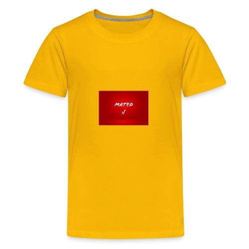 Mateo J - Kids' Premium T-Shirt