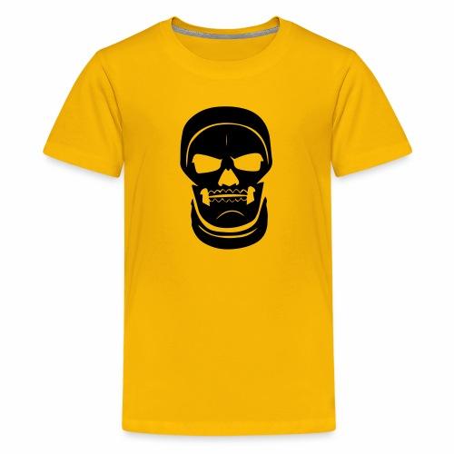 Skull Trooper Face - Fort nite Battle Royale - Kids' Premium T-Shirt