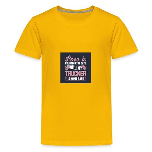 Trucker - Kids' Premium T-Shirt