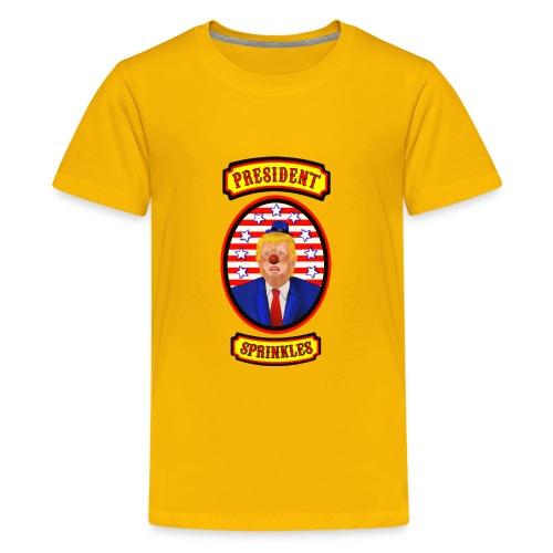 President Sprinkles - Kids' Premium T-Shirt