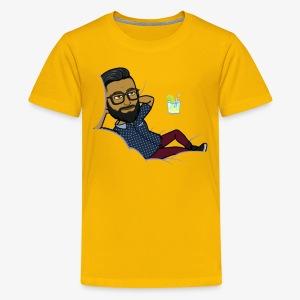 bit-ME- chillen - Kids' Premium T-Shirt