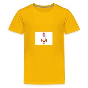 rocket t - Kids' Premium T-Shirt