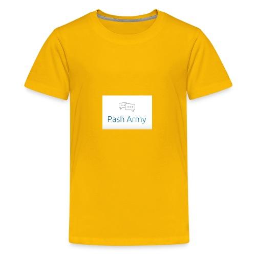 Screen Shot 2018 01 15 at 6 52 32 PM - Kids' Premium T-Shirt