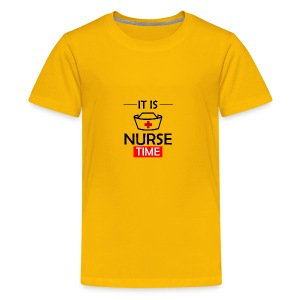 It's Nurse Time - Kids' Premium T-Shirt