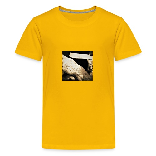 HUSTLE HOUSE - Kids' Premium T-Shirt