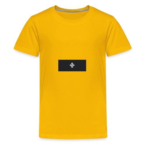 buddhism logo - Kids' Premium T-Shirt