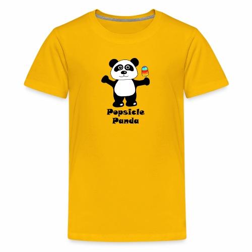 Popsicle Panda - Kids' Premium T-Shirt