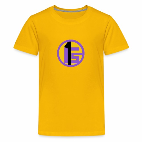 Gabsport1 Logo - Kids' Premium T-Shirt