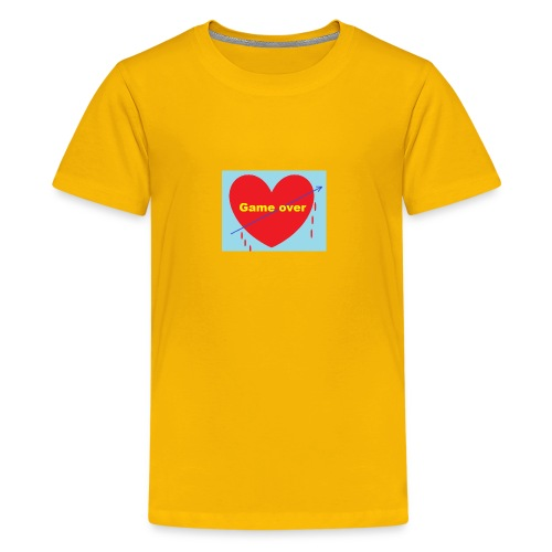 The end in love - Kids' Premium T-Shirt