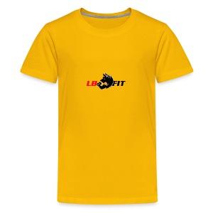 LBFIT 2 - Kids' Premium T-Shirt