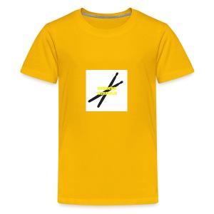 Drummin JamminJR Official Phone Case - Kids' Premium T-Shirt
