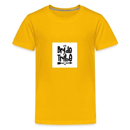 bride2 - Kids' Premium T-Shirt