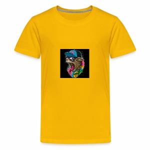 B84BFBE5 D095 47AF 8BEC F5E583CCC390 - Kids' Premium T-Shirt