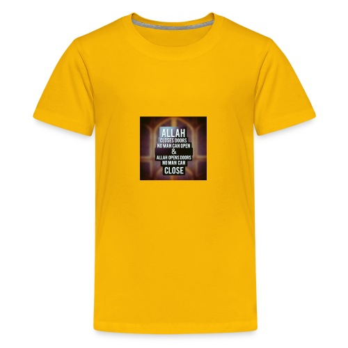 allah power - Kids' Premium T-Shirt