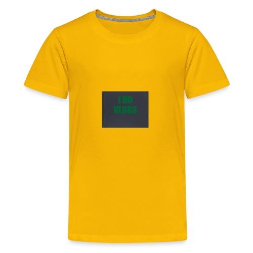 DA BEST MERCH - Kids' Premium T-Shirt