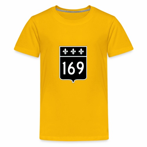 Highway 169 - Kids' Premium T-Shirt