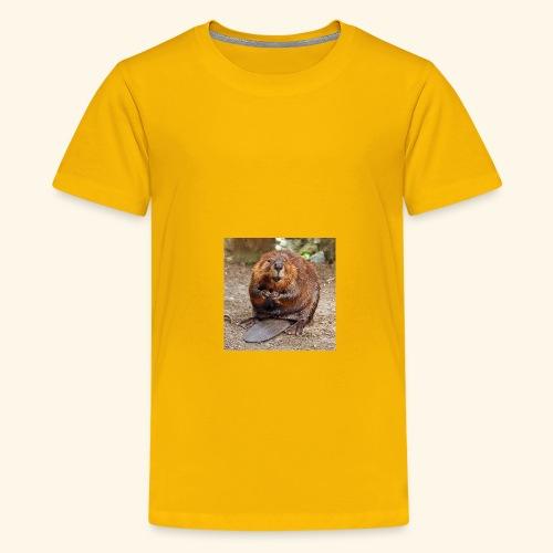Beavers - Kids' Premium T-Shirt