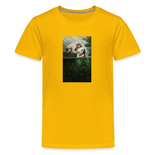 Dont fall in the trap - Kids' Premium T-Shirt