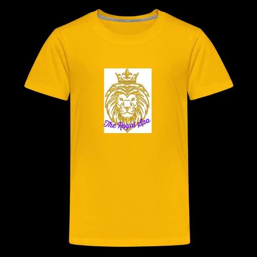 Royal Spa Treatment - Kids' Premium T-Shirt