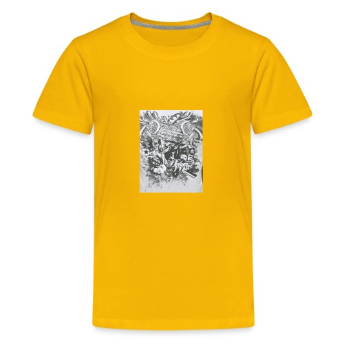 Stylish T shirt - Kids' Premium T-Shirt