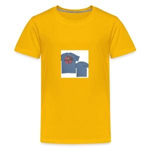 Kung Fu Kenny - Kids' Premium T-Shirt