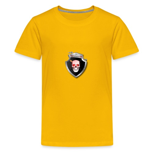 DeathKnightLogo - Kids' Premium T-Shirt