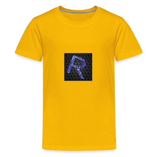 youtubelogo - Kids' Premium T-Shirt