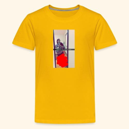 Snapchat 28164789 - Kids' Premium T-Shirt