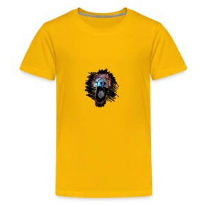 Galaxy Lion - Kids' Premium T-Shirt