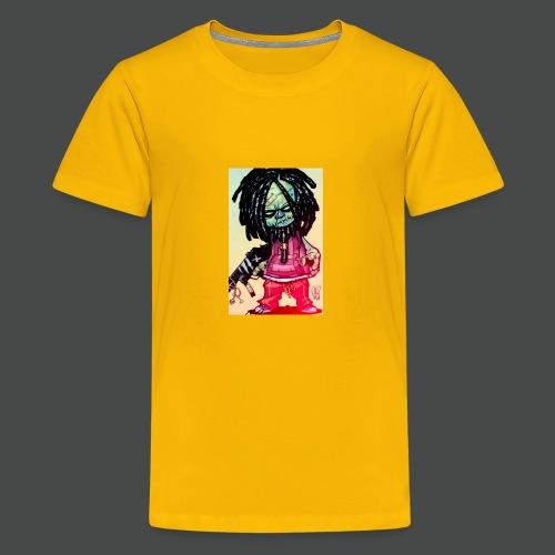 BLAK Zombie gang - Kids' Premium T-Shirt