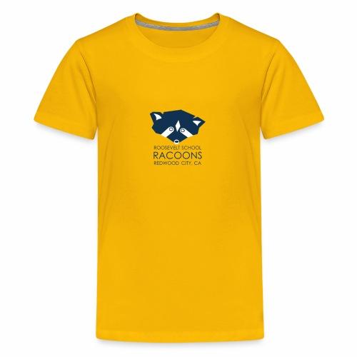Roosevelt Racoons FTW! - Kids' Premium T-Shirt