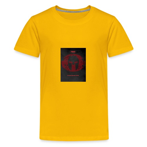 T Shirt Design TGSO - Kids' Premium T-Shirt