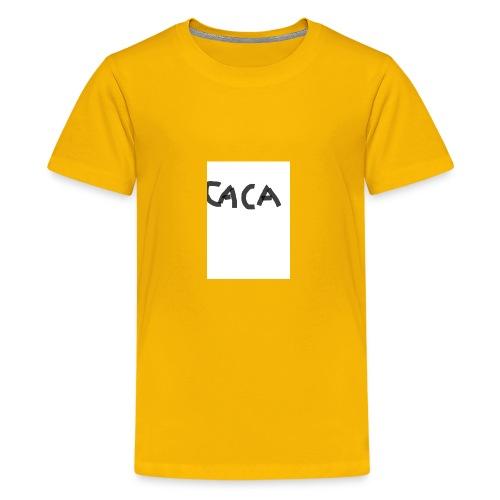caca - Kids' Premium T-Shirt