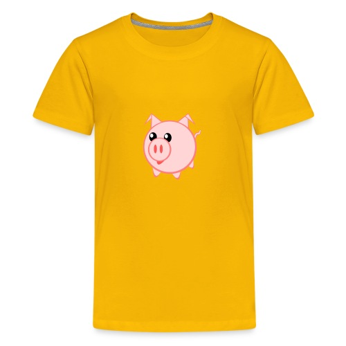 Pigs for life - Kids' Premium T-Shirt